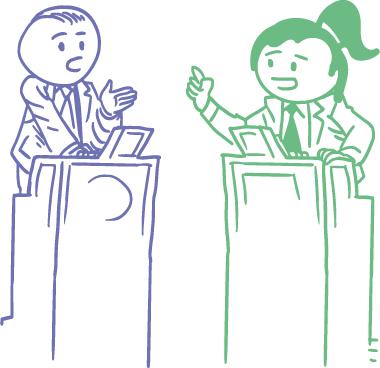 Le Grand débat de l'ACE des 6-15 ans